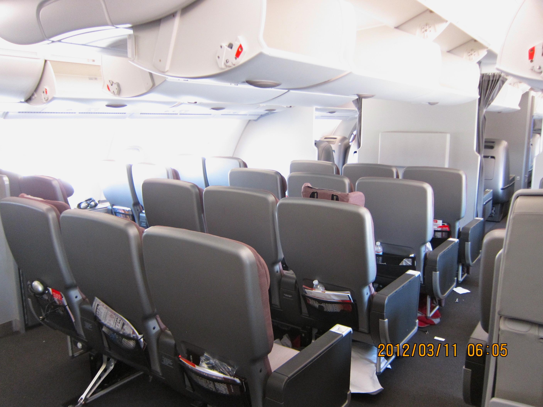The Qantas A380 LAX-SYD-LAX | garythegastronomictraveler