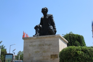 Sculpture of Mimar Sinan