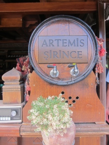 Sirince fruit wine