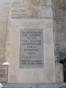 New Zealand Memorial