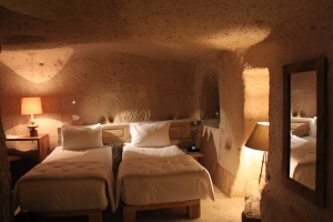 cave room beds