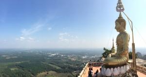 Buddha overlooking Krabi