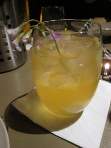 Pomme Pomme cocktail