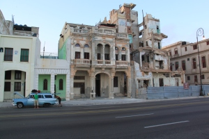 Havana's tragic beauty