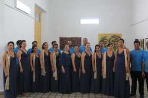 Cienfuegos choir