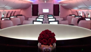 Review: Qatar Airways 777-300ER Q Suites Doha to New York JFK